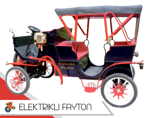 elektrikli fayton