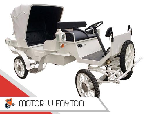 motorlu fayton