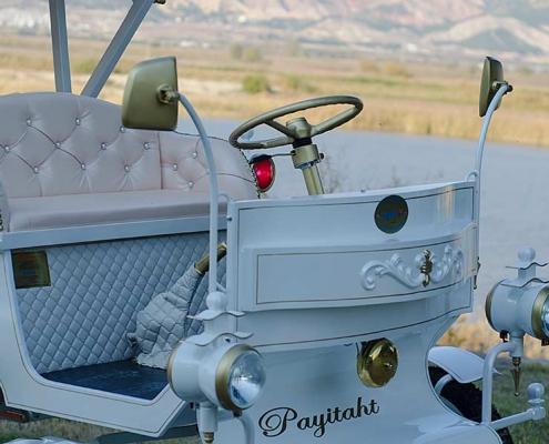 Elektrikli Fayton - Electrical Carriage